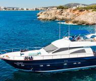 Motoryacht Gallart 62 chartern in Yachthafen von Palma