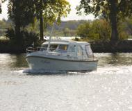 Grand Sturdy 25.9 SCF Motorboot Charter Belgien