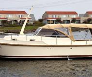 Grand Sturdy 25.9 SCF Motorboot Charter Deutschland