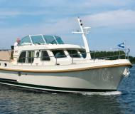Motor boat Grand Sturdy 34.9 AC for rent in Tonnerre