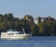 Motorboot Grand Sturdy 36.9 AC chartern in Kressbronn