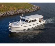 Motorboot Grand Sturdy 40.9 AC Yachtcharter in Landbouwhaven Marina