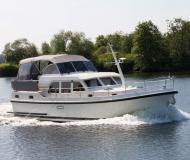 Motoryacht Grand Sturdy 40.9 AC Yachtcharter in Kuurne