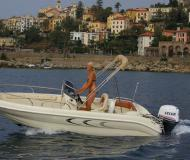 Yacht Jaguar 18 for rent in Lazise