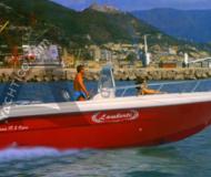 Lamberti 18.5 Open Motorboot Charter Deutschland