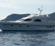 Motor yacht Maiora 50S for rent in Porto Di Lavagna