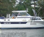 Motorboot Marco 860 AK chartern in Fürstenberg