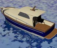 Motor yacht Marco Polo 12 for charter in Marina Mandalina