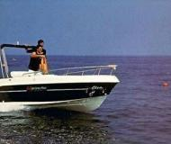 Motorboat Marinello Eden 18 available for charter in Friedrichshafen