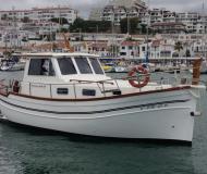 Motoryacht Menorquin 100 chartern in Sitges