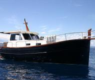 Motor boat Menorquin 120 for rent in Marina Hramina