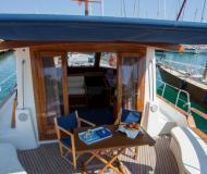 Yacht Menorquin 130 for charter in Port de Mahon
