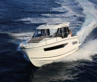 Motor yacht Merry Fisher 895 available for charter in Marina Borik