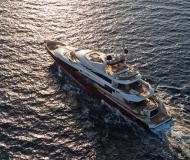 Motor boat MY joyMe available for charter in Marina Frapa