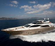 Yacht MY Mayma Yachtcharter in Cannes