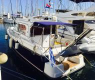 Yacht Nimbus 320 Coupe chartern in Athen