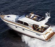 Motor yacht Nord West 390 Fly for hire in Sibenik