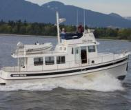 Yacht Nordic Tug 42 for rent in Vancouver