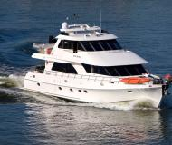 Motor boat Ocean Alexander 80 for rent in Ladner