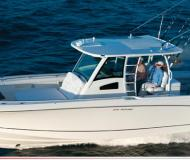 Motor yacht Outrage 370 available for charter in Port Saint Cyprien
