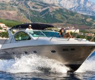 Motor yacht Pearlsea 36 Open for rent in Marina Baska Voda