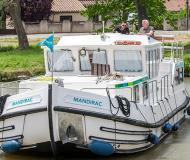 Houseboat Penichette 1160 for rent in Port Occitanie