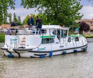 Houseboat Penichette 1180 for hire in Marina Negra