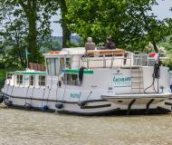 Houseboat Penichette 1400 for hire in Marina Briare