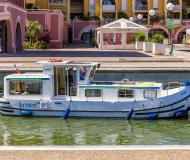 Houseboat Penichette 935 for hire in Montesquieu Lauragais