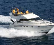 Motoryacht Phantom 40 Yachtcharter in Primosten
