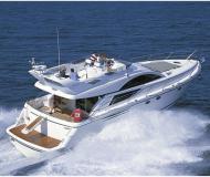 Motoryacht Phantom 50 chartern in Marina de Denia