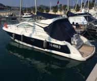 Motoryacht Platinum 40 Yachtcharter in Lavagna