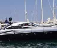 Motor yacht Predator 68 for hire in Palma
