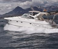 Motoryacht Prestige 34 Yachtcharter in Sant Antoni de Portmany