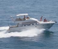 Yacht Prestige 46 Fly for rent in Tivat Marina
