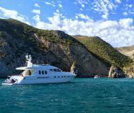 Motoryacht Princess 20M chartern in Lissabon