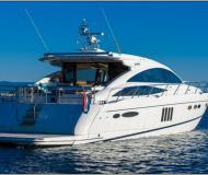 Motoryacht Princess 65 chartern in Stobrec