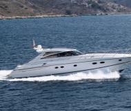 Motor yacht Princess V58 for rent in Marina Kremik