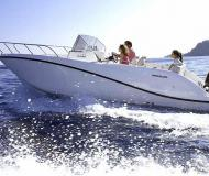 Yacht Quicksilver Activ 675 Open for hire in Makarska