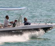 Yacht Rascala 17 available for charter in Unteruhldingen