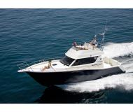 Motor yacht Rodman 41 available for charter in Marina d Angra
