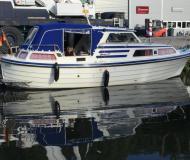 Motoryacht Saga 27 AK Yachtcharter in Marina Bootscenter Keser