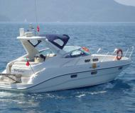 Yacht Sealine S28 Yachtcharter in Denia