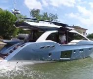 Motor yacht Sessa 21 Fly available for charter in Rogoznica