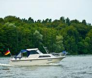 Motor yacht Succes Marco 860 Deluxe Hardtop for charter in Waren