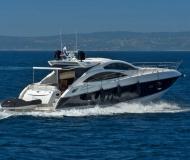 Yacht Sunseeker Predator 62 for charter in Stobrec Port