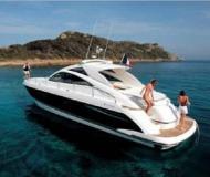 Targa 47 Motoryacht Charter Vilamoura