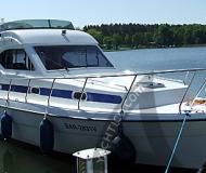 Taylan Star 900 Motorboot chartern FÃŒrstenberg