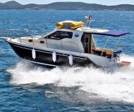 Yacht Vektor 950 for hire in Marina Dalmacija