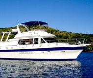 Yacht Virgin Trader 44s available for charter in Nanny Cay Marina